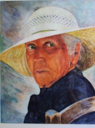 Grand-mère corse de G Calendini