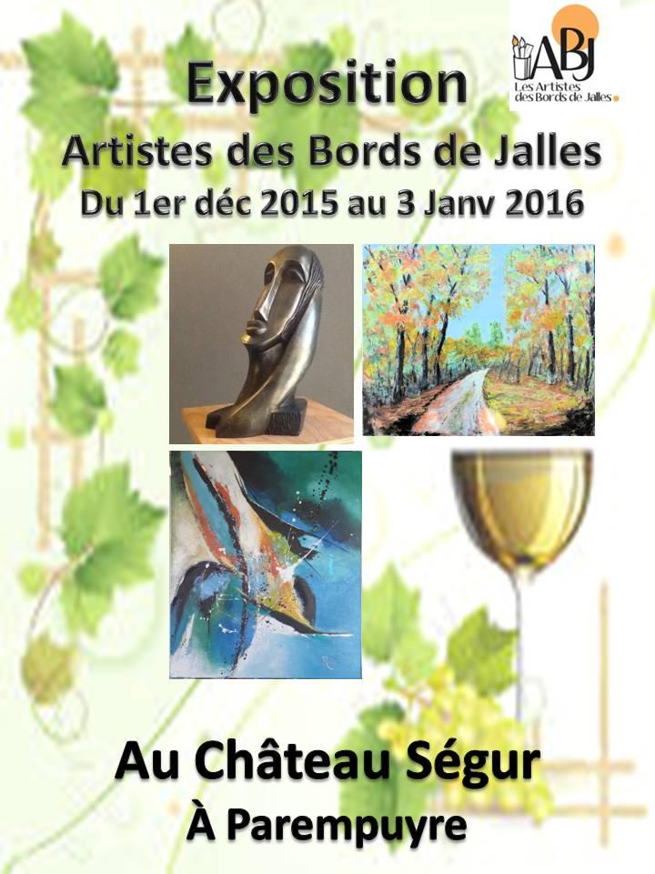 Exposition chateau segur dec 2015