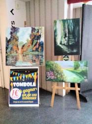 Tombola 3 tableaux